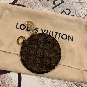 Authentic LV Monogram Mini coin pouch